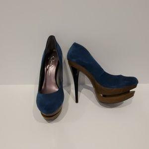 Jessica Simpson Shoes - Jessica Simpson Colin Platform Pumps